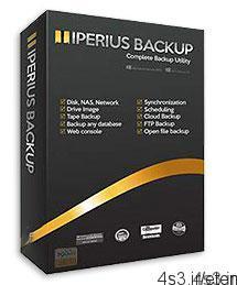 14 - دانلود Iperius Backup v5.5.3 - نرم افزار کامل پشتیبان گیری از انواع سیستم ها و سرورها