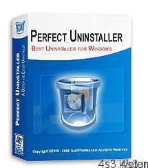 23 - دانلود Perfect Uninstaller v6.3.2.8 - نرم افزار پاک نمودن کلیه برنامه های نصب شده