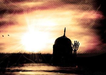به میدان رفتن حضرت عباس(ع)