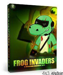 دانلود Frog Invadrs – بازی مهاجمین قورباغه ای