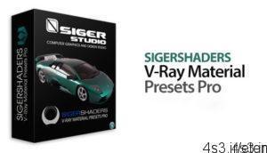 10 8 300x172 - دانلود SIGERSHADERS V-Ray Material Presets Pro v2.6.3 For 3ds Max x64 + v1.0.2 For Maya 2011-2014 - مجموعه متریال موتور رندر وی ری برای مکس و مایا