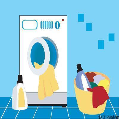 نکاتی برای شستن لباس درماشین لباسشویی!
