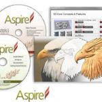 11 12 150x150 - دانلود Vectric Aspire v4.0 - نرم افزار طراحی مدل های CNC