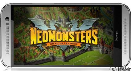 دانلود Neo Monsters v1.5.3 + Mod – بازی موبایل هیولا نئو