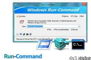 131 300x197 - دانلود Run-Command v1.06 x86/x64 - جایگزین مناسب برای Run ویندوز