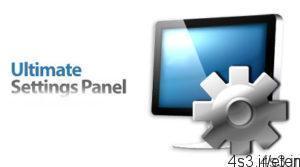 135 300x167 - دانلود Ultimate Settings Panel v3.1 - نرم افزار دسترسی سریع به پنل تنظیمات ویندوز