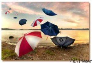 23 13 300x206 - تمیز کردن چتر