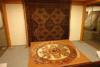 طراحی فرش در گذر زمان
