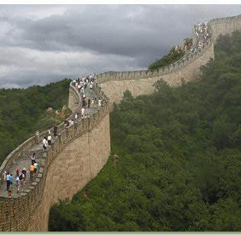 25 350x341 - بهترین عکسها از دیوار چین