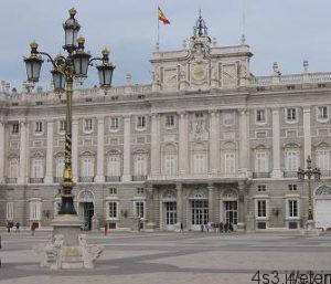 27 1 300x257 - کاخ سلطنتی مادرید