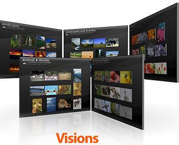 27 5 350x284 - دانلود Visions v1.4.4.1840 - نرم افزار مدیریت تصاویر در محیطی سه بعدی