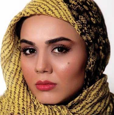 مصاحبه با آزاده زارعی بازیگر نقش باران در سریال «آوای باران»