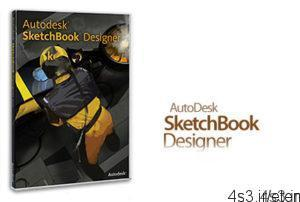 32 1 300x202 - دانلود Autodesk SketchBook Designer 2013 - نرم افزار طراحی و نقاشی در کامپیوتر
