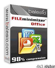 45 - انلود FILEminimizer Office v5.0 - نرم افزار فشرده سازی فایل های Office