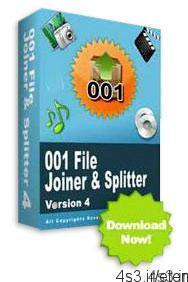 52 - دانلود ۰۰۱File Joiner and Splitter v4.0.5 - نرم افزار تقسیم و یا ادغام فایل ها