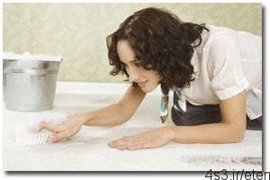 نکاتی درباره استفاده صحیح از شامپو فرش
