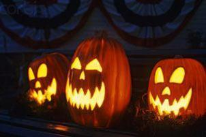 ۳۱ اکتبر مصادف با جشن هالووین