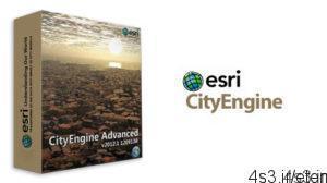 9 13 300x168 - دانلود ESRI CityEngine 2012.1 - نرم افزار تبدیل داده های GIS به مدل های ۳ بعدی
