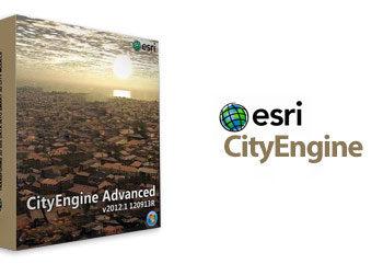 9 13 350x241 - دانلود ESRI CityEngine 2012.1 - نرم افزار تبدیل داده های GIS به مدل های ۳ بعدی