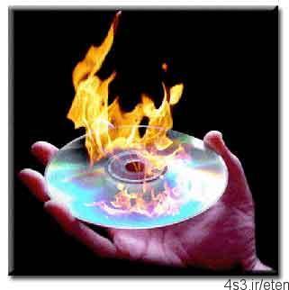 رایت بیش از ۷۰۰ مگابایت بر روی یک CD