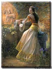 زنان ایران قبل از عصر مغول