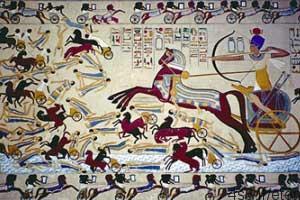 اوقات فراغت مردم مصر باستان