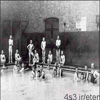 تاریخچه شنا