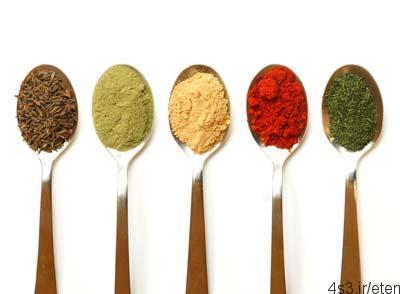 ۱۴ راه برای خوش طعم کردن خوراک ها