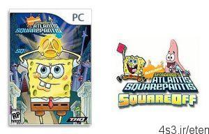 11 28 300x192 - دانلود SpongeBob Atlantis SquareOff - بازی باب اسفنجی