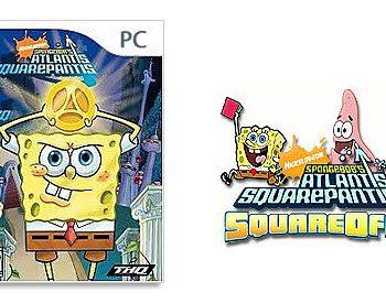11 28 350x275 - دانلود SpongeBob Atlantis SquareOff - بازی باب اسفنجی