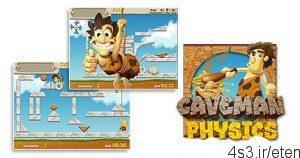 12 29 300x158 - دانلود Caveman Physics - بازی فیزیک غارنشین