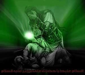 12 4 300x263 - چگونگی شهادت علی اکبر علیه السلام