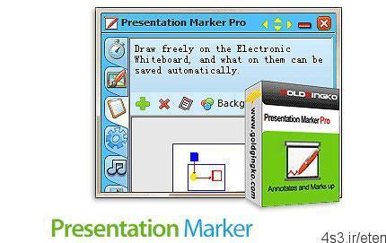 16 11 - دانلود Presentation Marker Pro v2.8.0 - نرم افزار علامتگذاری و عکسبرداری از صفحه نمایش