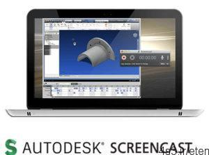 20 6 300x223 - دانلود Autodesk Screencast v3.0 - نرم افزار فیلمبرداری از محیط نرم افزارهای اتودسک