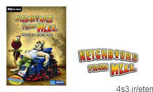 3 5 300x181 - دانلود Neighbours From Hell 1 - بازی همسایه جهنمی ۱