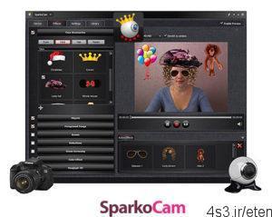 31 1 300x239 - دانلود SparkoCam v2.6.3 - نرم افزار مدیریت وب کم و افکت گذاری بر روی چت های ویدئویی