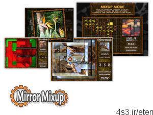 5 2 300x225 - دانلود MirrorMixup v1.15.0 - بازی پازل با چرخش قطعات
