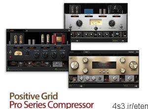 50 2 300x221 - دانلود Positive Grid Pro Series Compressor v0.0.9 - مجموعه پلاگین کمپرسور های صوتی