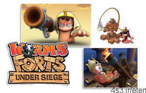 6 3 300x190 - دانلود Worms Forts: Under Siege - بازی قلعه کرم ها: تحت محاصره