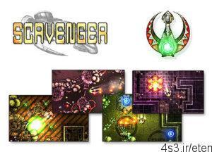 8 300x216 - دانلود Scavenger v1.11.0 - بازی تمیز کننده سفینه از اشیا فضایی