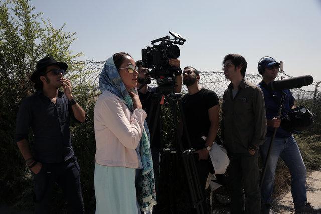 فیلمبرداری آخرین سکانس مستند «سریک» سردار آزمون در جام جهانی