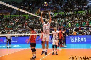 97 04 19 300x200 - لیگ ملتهای والیبال: پیروزی تیم ملی والیبال ایران مقابل کره جنوبی