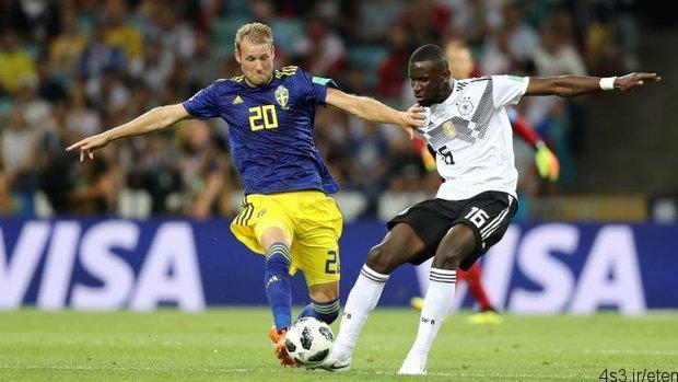 پیروزی آلمان ۱۰ نفره مقابل سوئد با سوپرگل کروس در ثانیههای پایانی