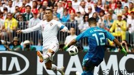 9704 1 5 - درخشش رونالدو برابر ایران، امیدواری بزرگ پرتغالیها