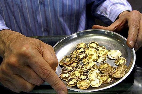 سکه طرح جدید ۲۸ هزار تومان گران شد/نرخ:دو میلیون و ۸۵۰ هزار تومان