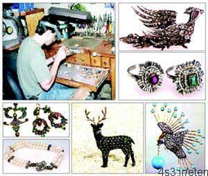 هنر زرگری و جواهرسازی