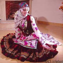 en202 -  پوشاک عشایر