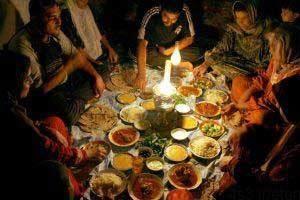 en241 300x200 -  آداب مسلمانان کشورهای مختلف درماه رمضان