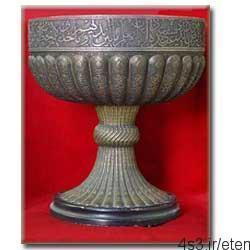 پیشینه هنر فلزکاری در ایران