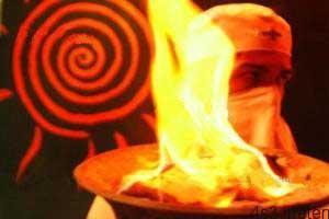 آتش جشن سده، آتش مهر وطن است